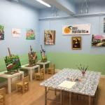 Mini Mandarins Art Gallery